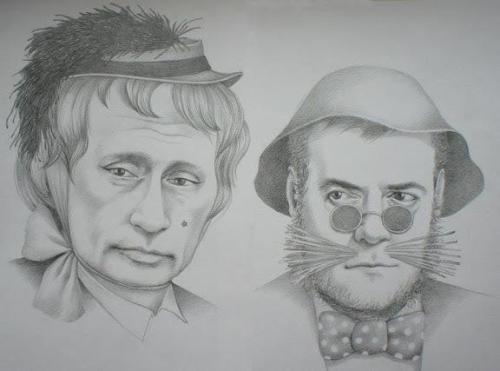"""Медведев назвал праймериз в США """"шоу"""", в котором участвуют """"ряженые"""" - Цензор.НЕТ 2186"""